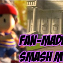 There's a fan-made Super Smash Bros  Ultimate miniseries in