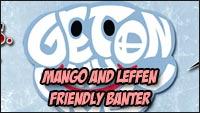 Mango and Leffen friendly banter image #1