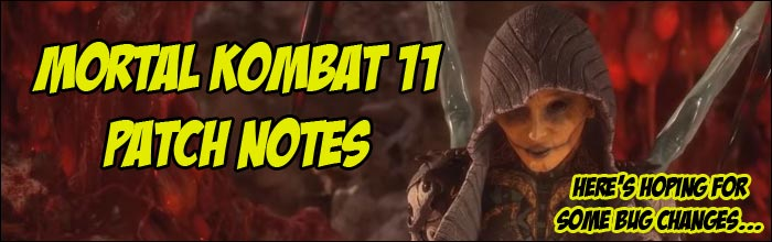 Mortal Kombat 11 patch notes for the May 28 update updated