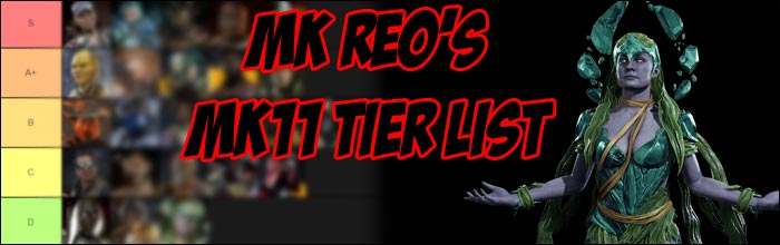Who Are The Strongest Characters In Mortal Kombat 11 Mk Reo Shares His Tier List To Help Us Come To Some Initial Conclusions