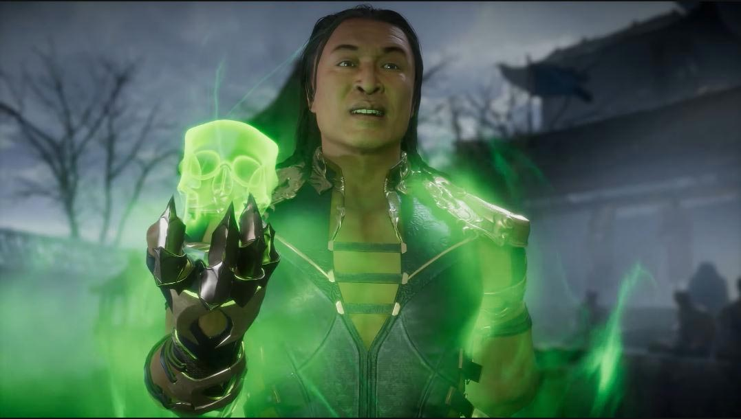 Shang Tsung trailer 1 out of 9 image gallery