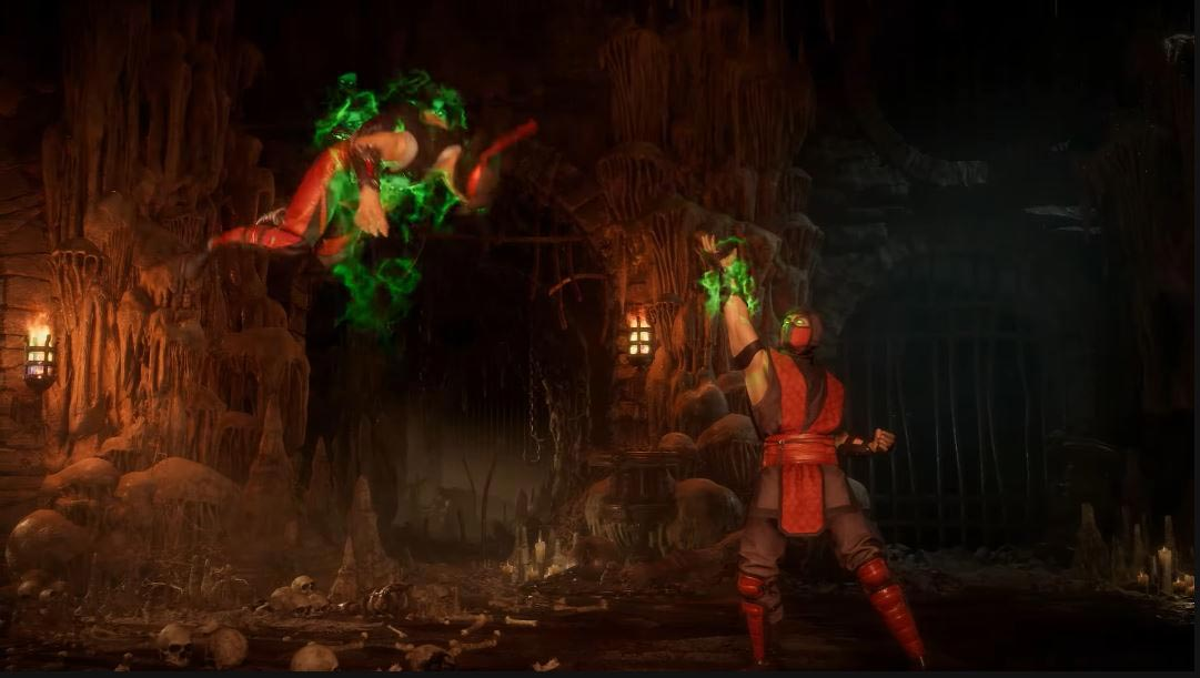Shang Tsung trailer 4 out of 9 image gallery
