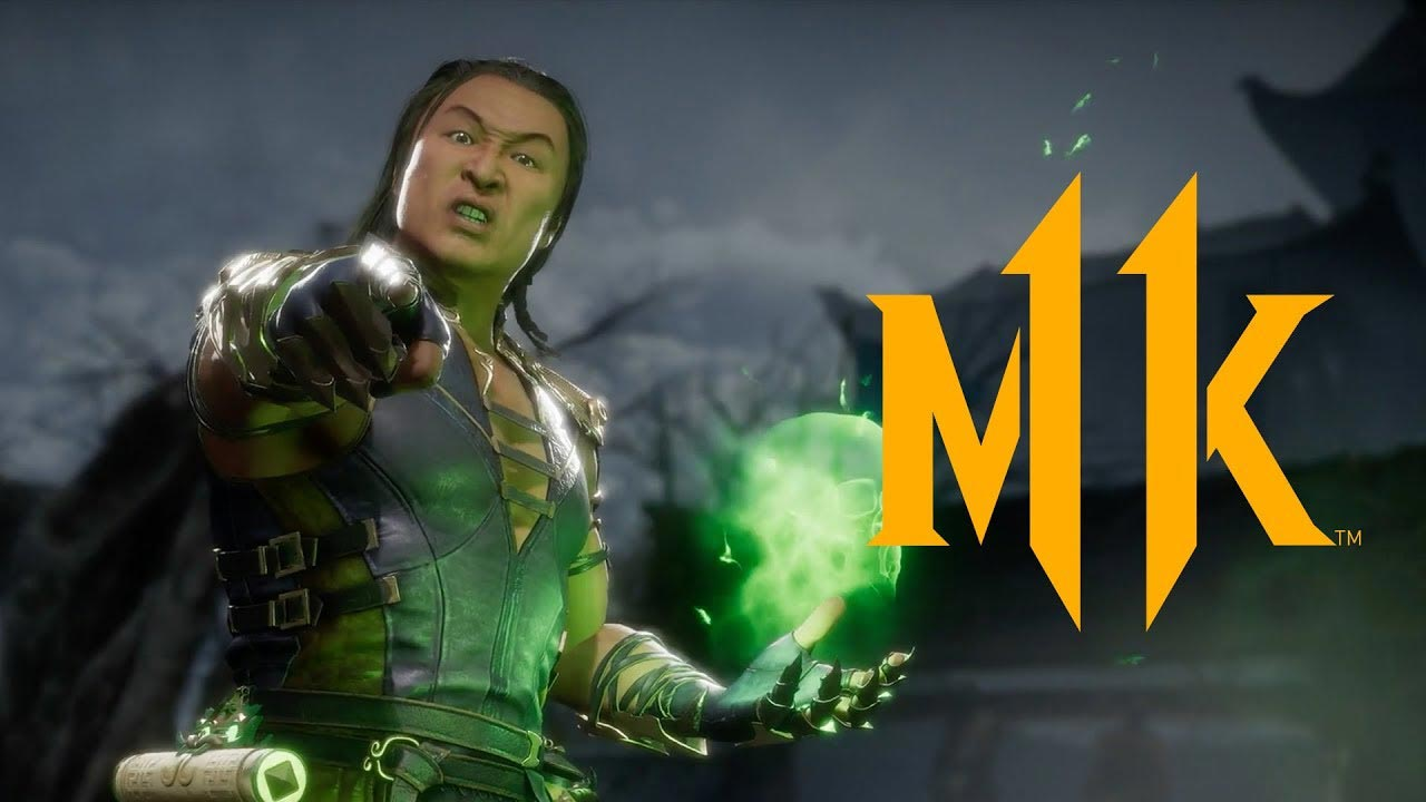 Shang Tsung trailer 9 out of 9 image gallery