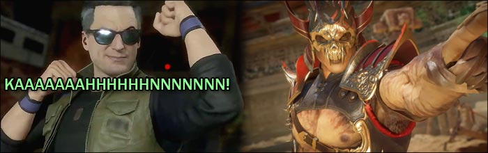 Johnny Cage Is A Secret Announcer In Mortal Kombat 11 And He Gives