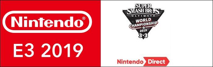 Nintendo's E3 plans include a Direct stream, Super Smash Bros