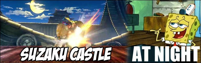 Suzaku Castle At Night Stage Coming To Street Fighter 5