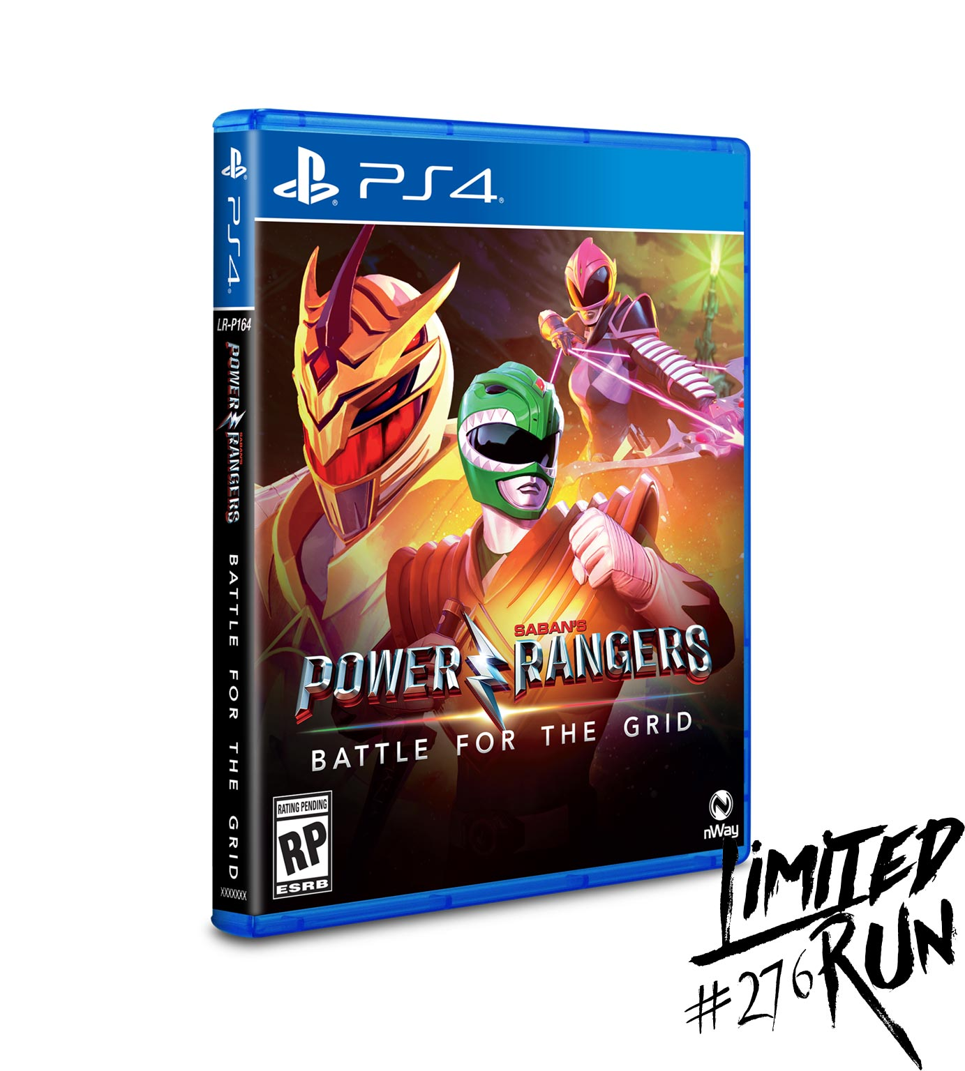 Power Rangers: Battle For the Grid physical release 2 out of 3 image gallery
