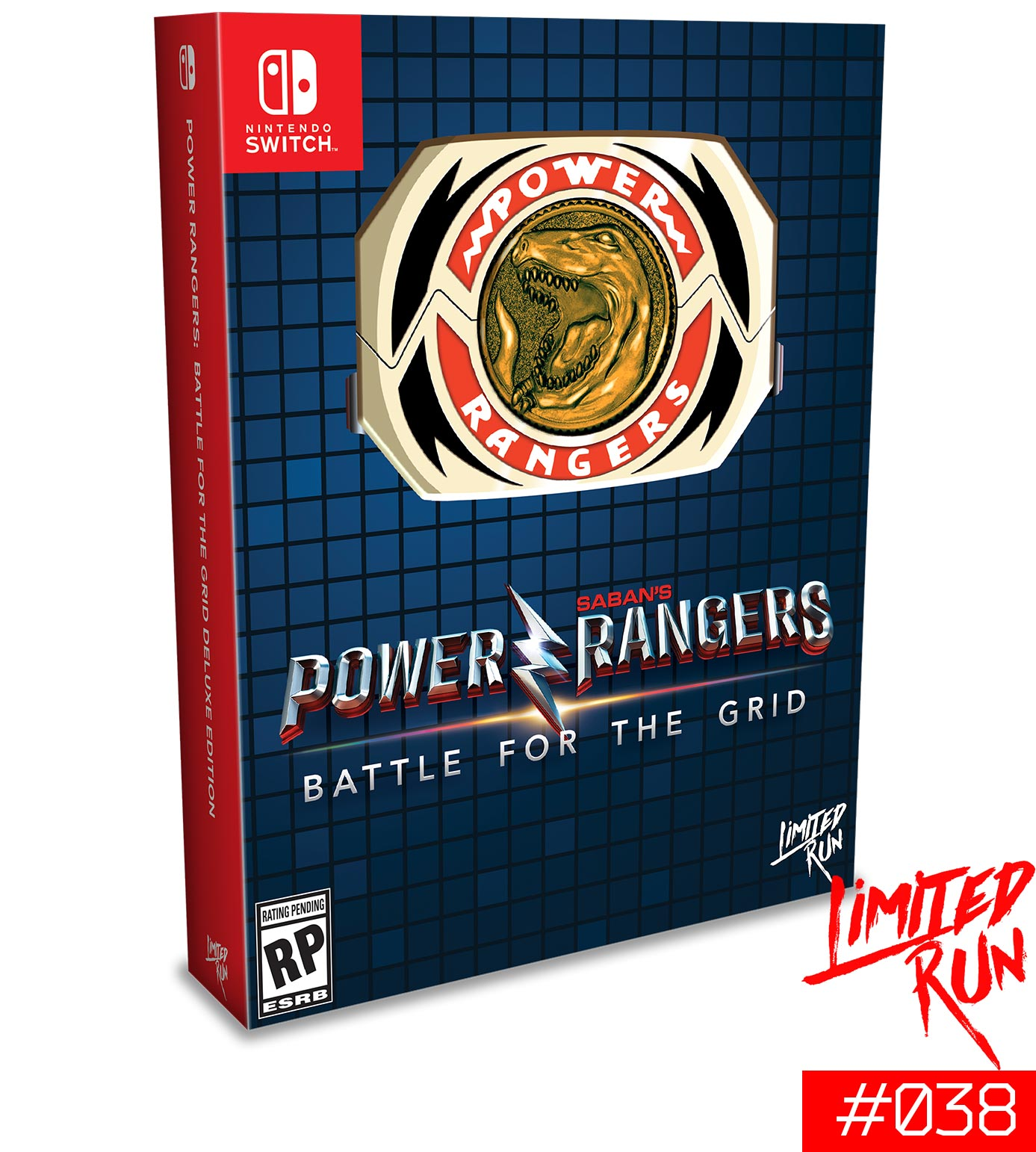 Power Rangers: Battle For the Grid physical release 3 out of 3 image gallery