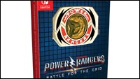 Power Rangers: Battle For the Grid physical release  out of 3 image gallery