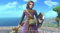 Dragon Quest's Hero in Super Smash Bros. Ultimate image #2