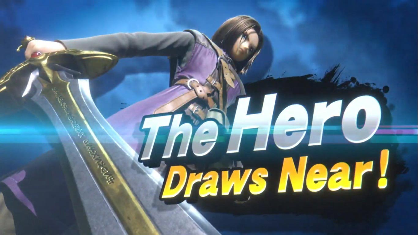 Dragon Quest's Hero in Super Smash Bros. Ultimate 3 out of 6 image gallery