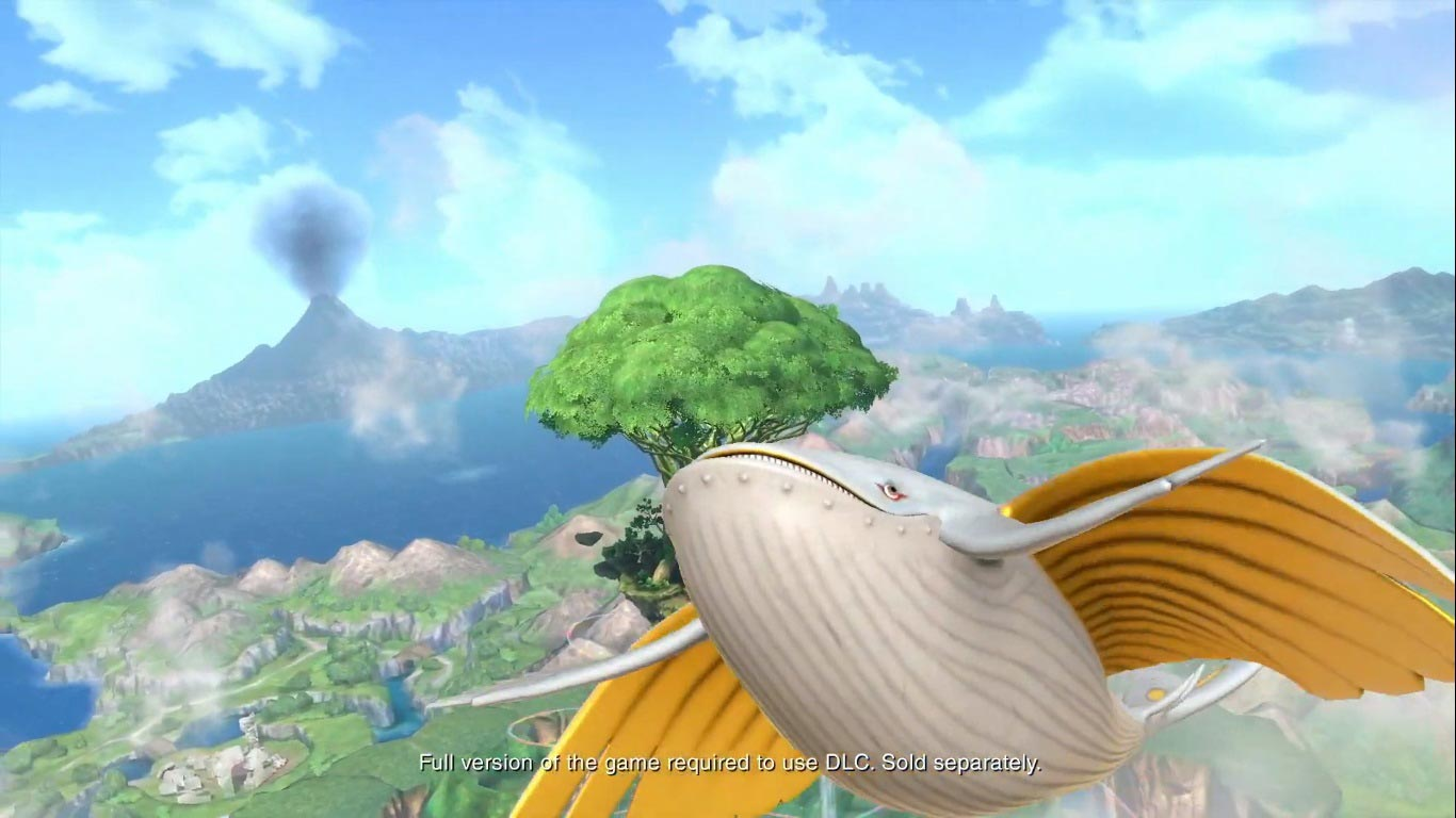 Dragon Quest's Hero in Super Smash Bros. Ultimate 4 out of 6 image gallery