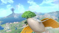 Dragon Quest's Hero in Super Smash Bros. Ultimate image #4