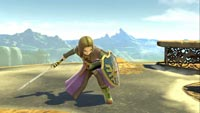 Dragon Quest's Hero in Super Smash Bros. Ultimate image #5