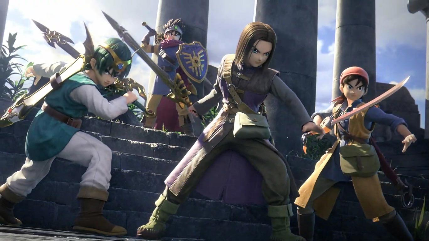 Dragon Quest's Hero in Super Smash Bros. Ultimate 6 out of 6 image gallery