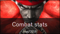 Street Fighter 5 May 2019 stats image #2