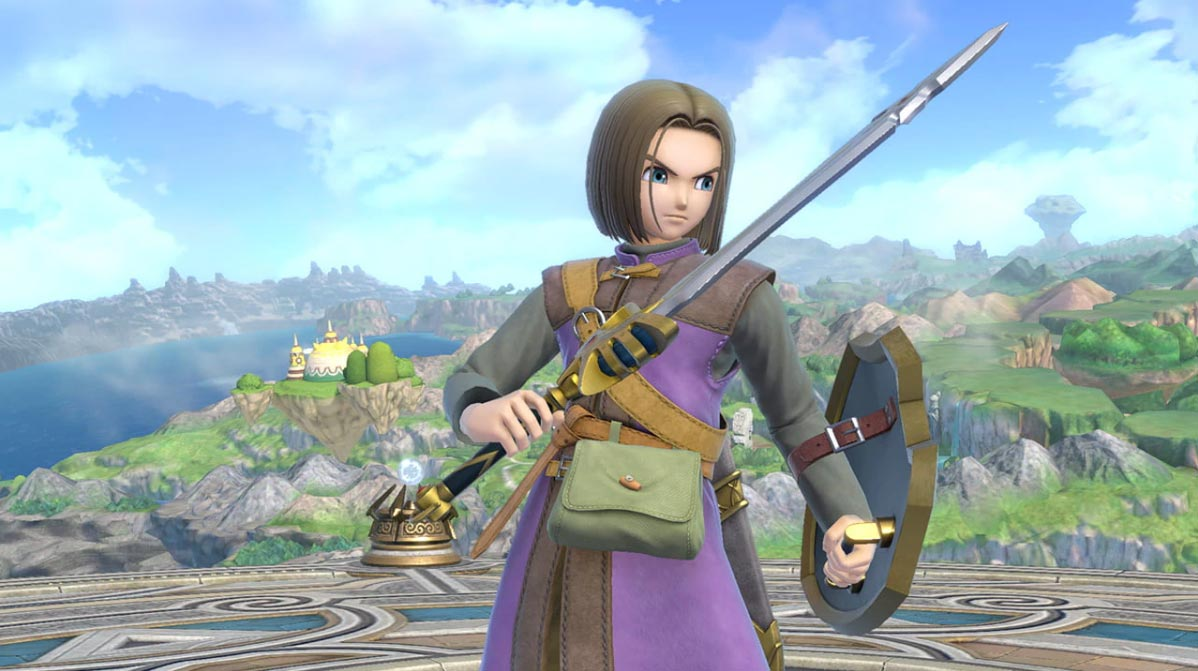 Dragon Quest Hero Screens 2 out of 6 image gallery