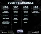 Smash Summit 8 Event Schedule image #1