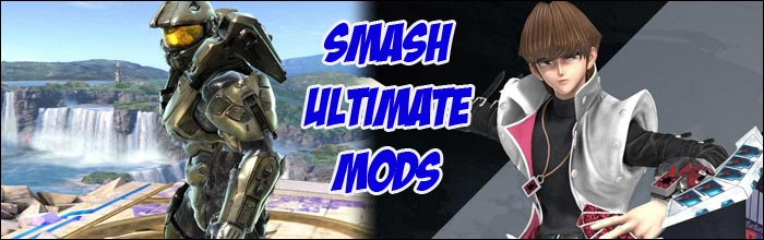 Master Chief and Seto Kaiba join the Super Smash Bros
