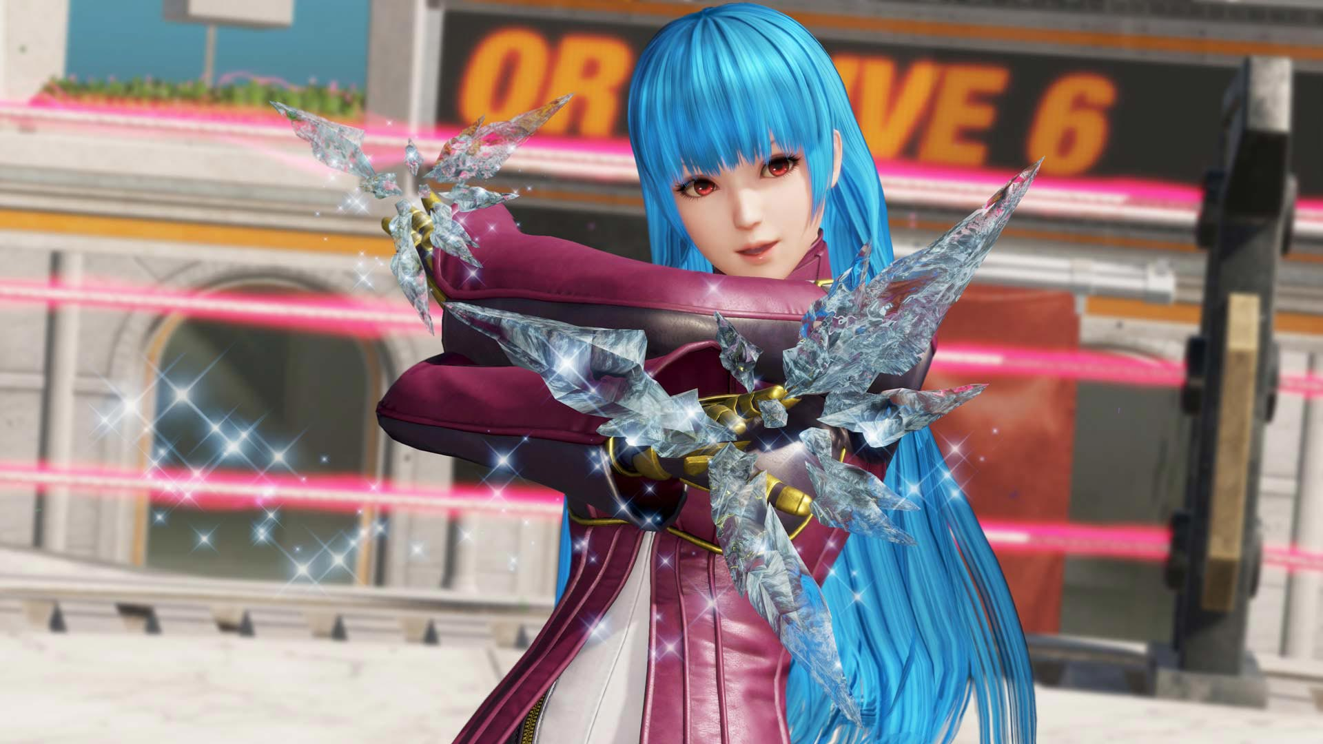 Kula and Mai in DOA6 1.06 2 out of 7 image gallery