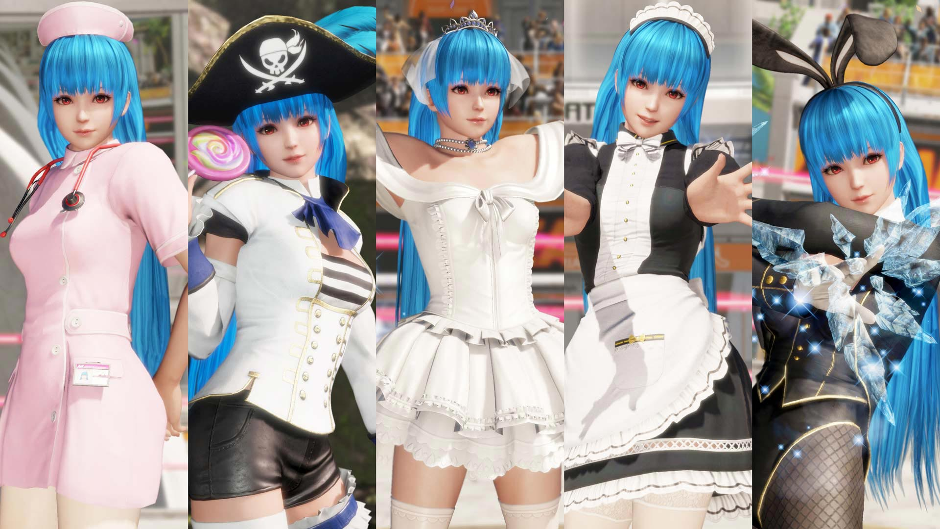 Kula and Mai in DOA6 1.06 4 out of 7 image gallery