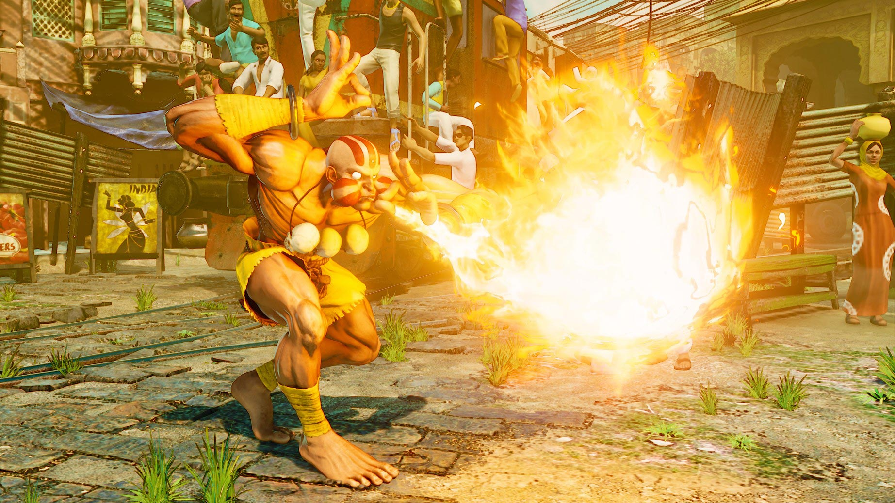 New Street Fighter 5 costumes and stage 4 out of 8 image gallery