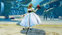 New Street Fighter 5 costumes and stage image #5