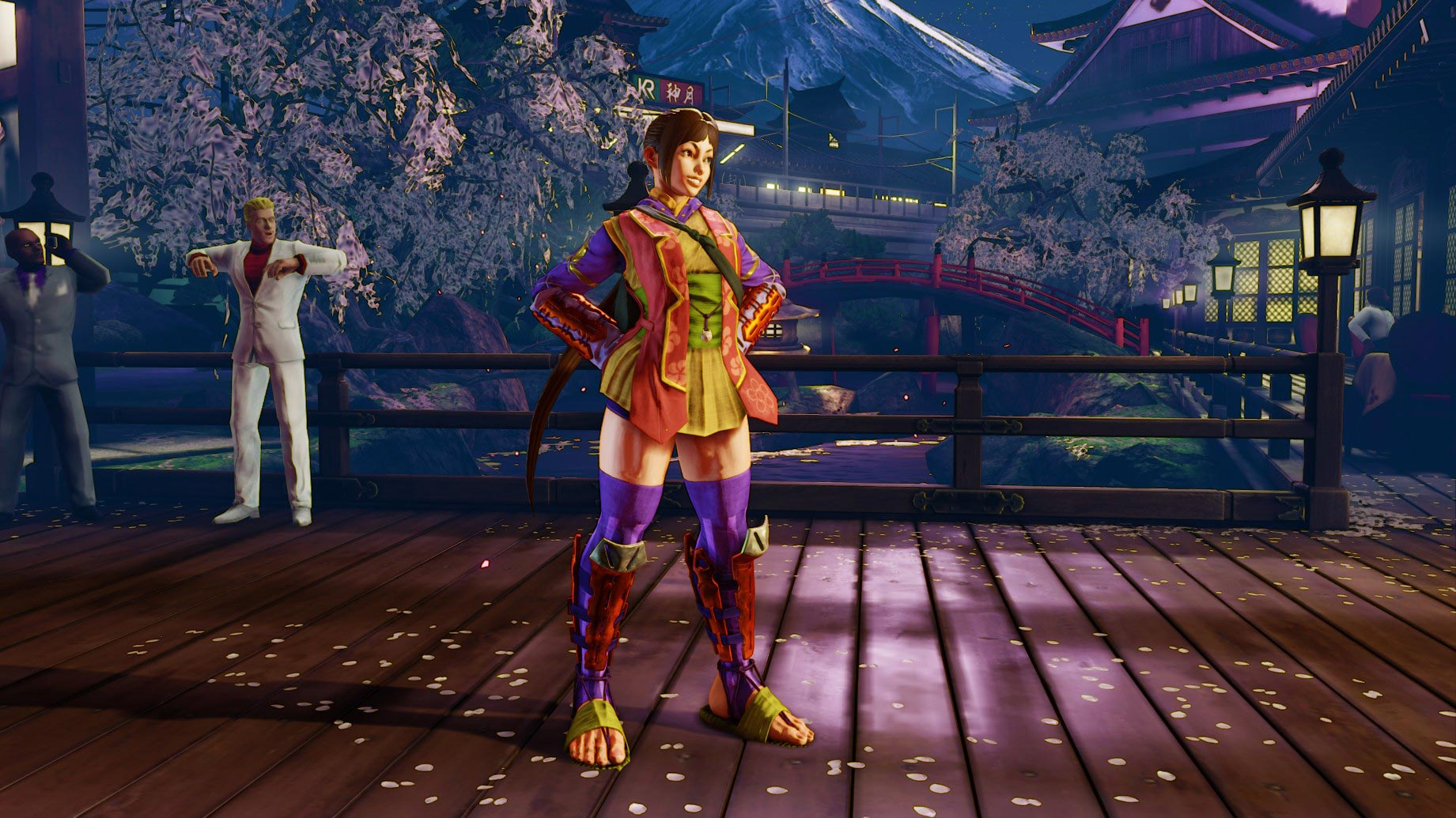 New Street Fighter 5 costumes and stage 6 out of 8 image gallery