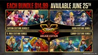 New Street Fighter 5 costumes and stage image #7