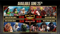 New Street Fighter 5 costumes and stage image #8