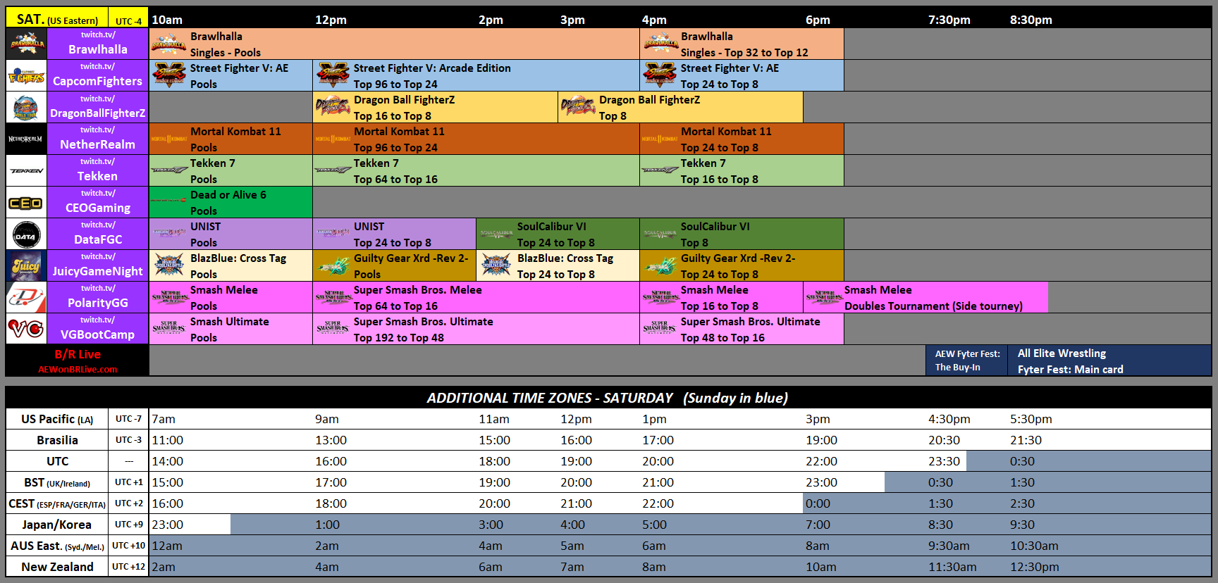 CEO 2019 Event Schedule 2 out of 3 image gallery