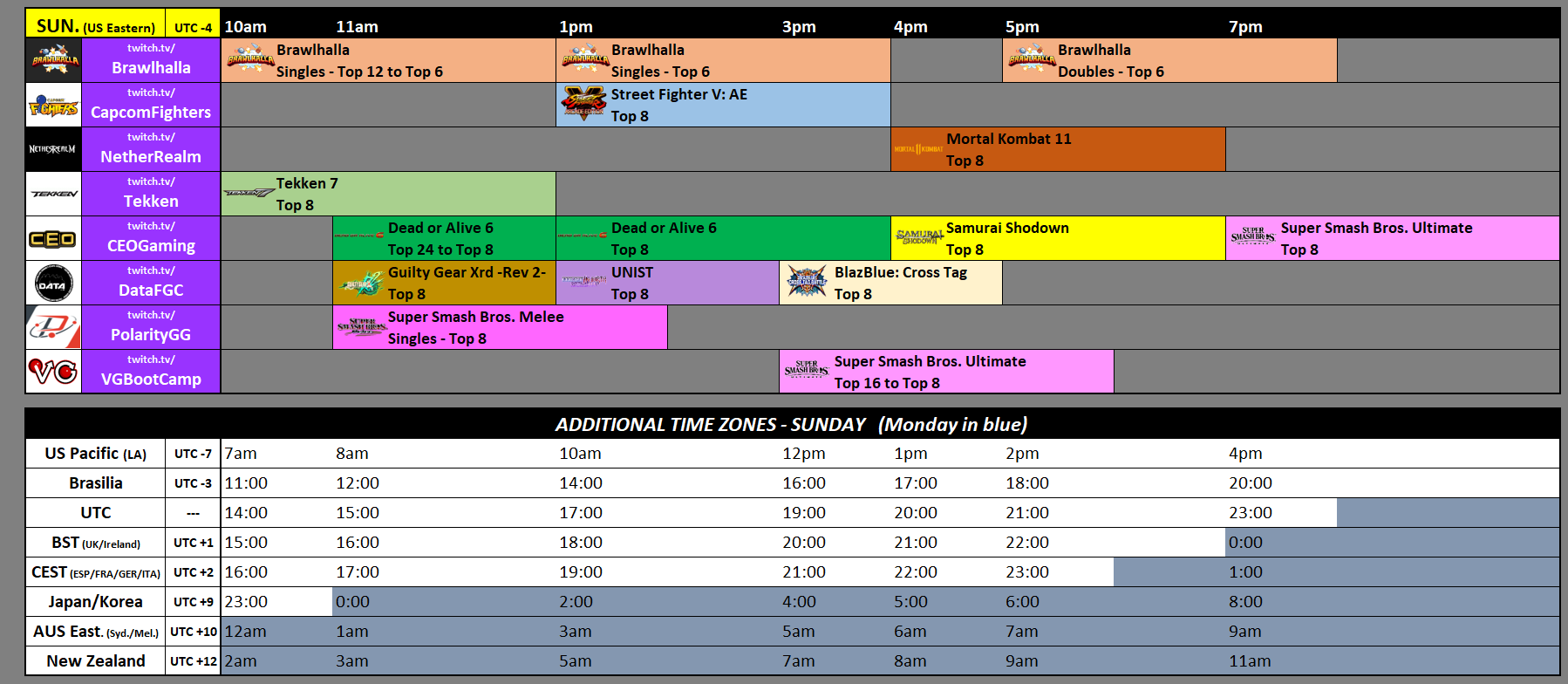 CEO 2019 Event Schedule 3 out of 3 image gallery