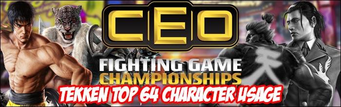 Tekken 7 character stats