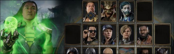 Here's what the Mortal Kombat 11 character select screen will soon