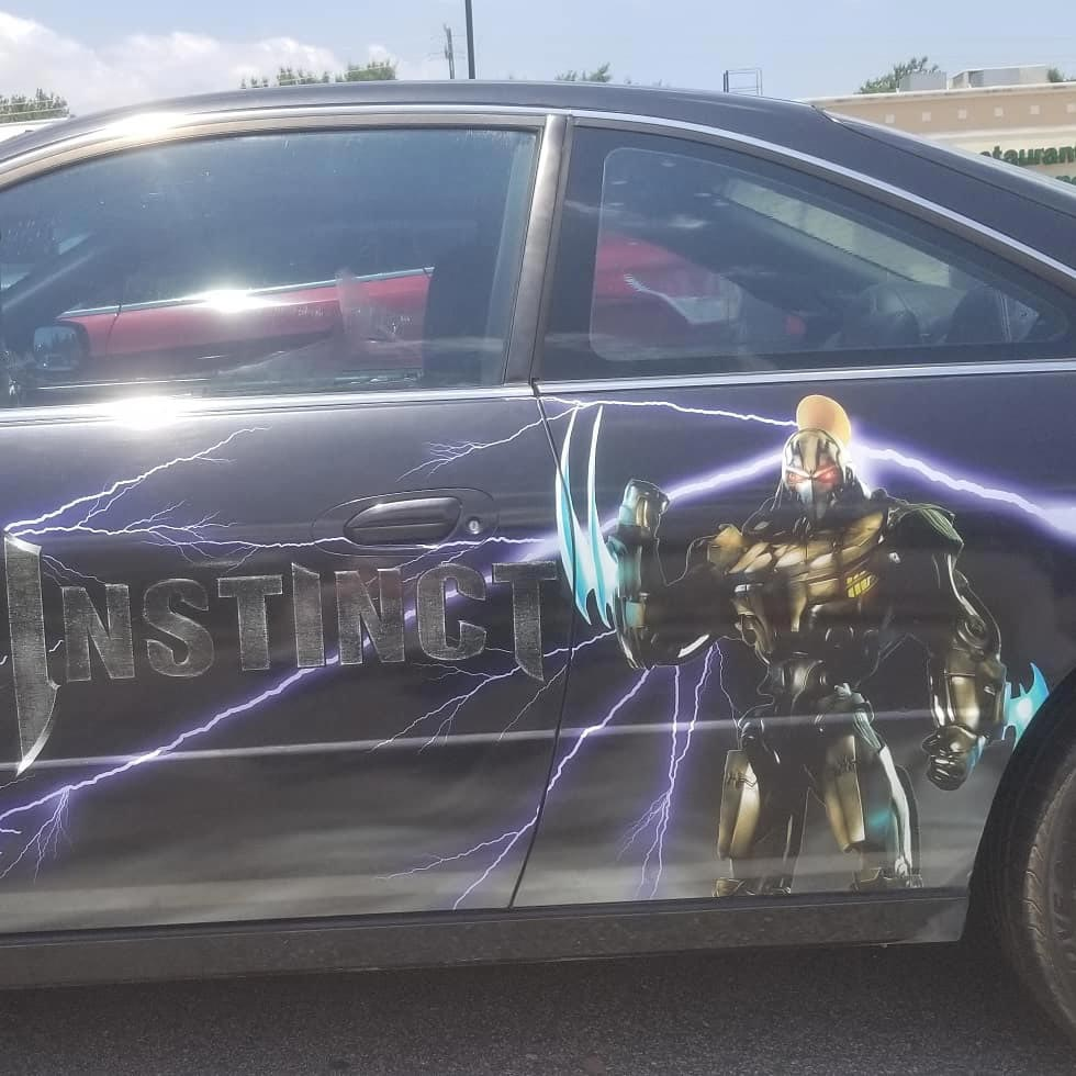Killer Instinct car spotted in the wild 2 out of 2 image gallery
