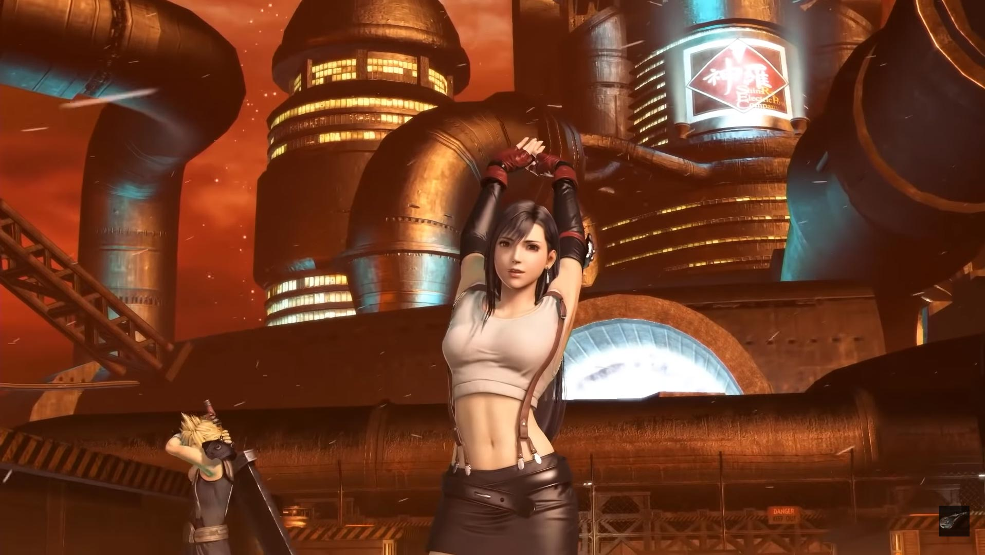 Tifa Dissidia 3 out of 6 image gallery