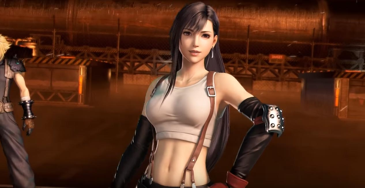 Tifa Dissidia 6 out of 6 image gallery