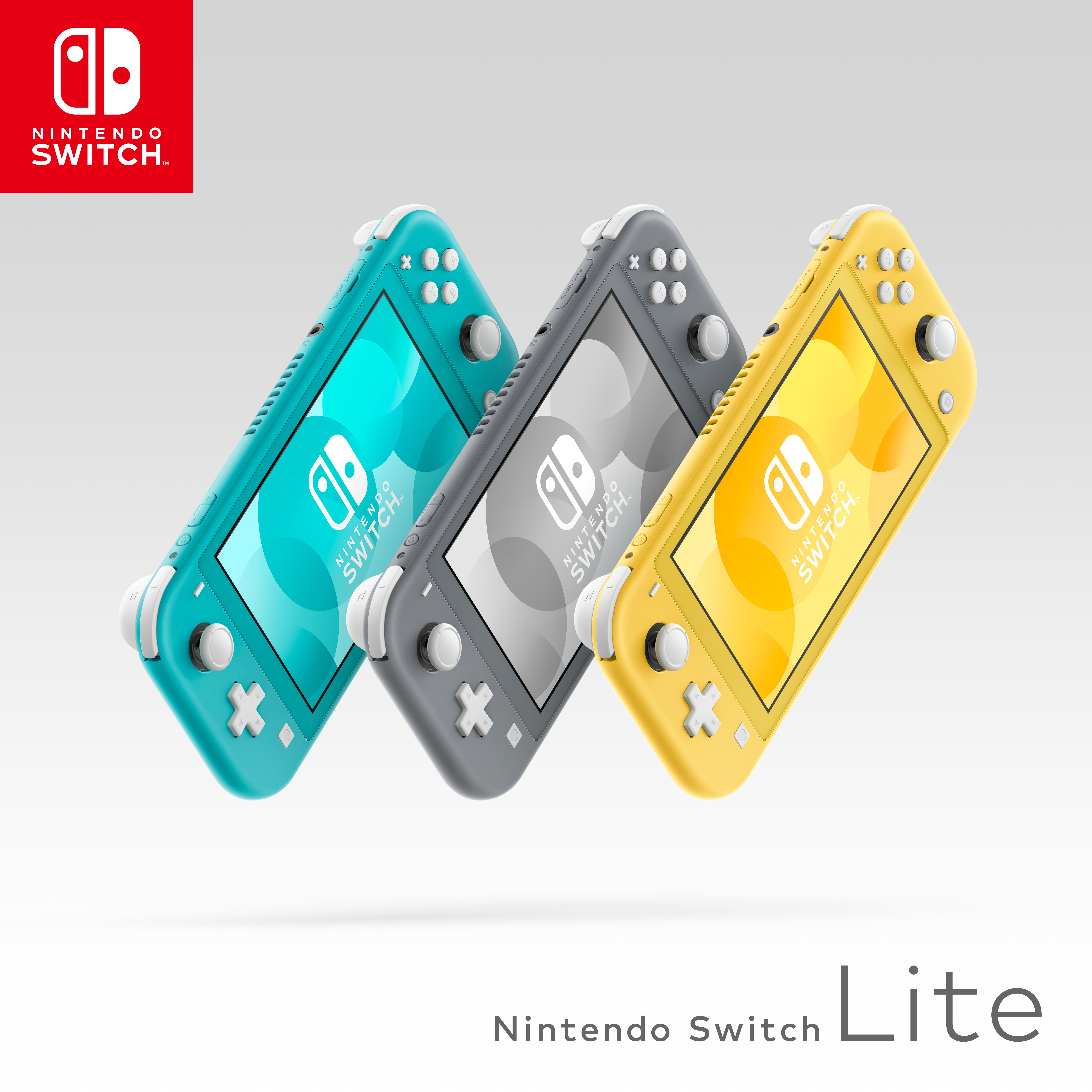 Nintendo Switch Lite 1 out of 3 image gallery