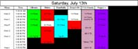 Low Tier City 7 Event Schedule  out of 3 image gallery