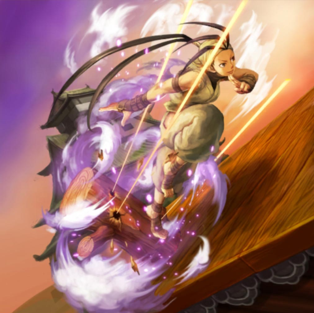 Teppen Street Fighter art 4 out of 18 image gallery