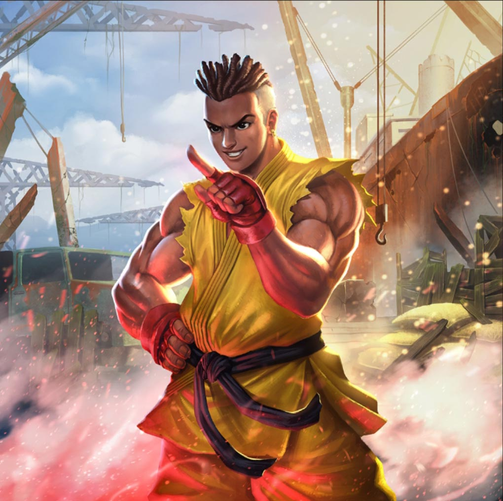 Teppen Street Fighter art 5 out of 18 image gallery