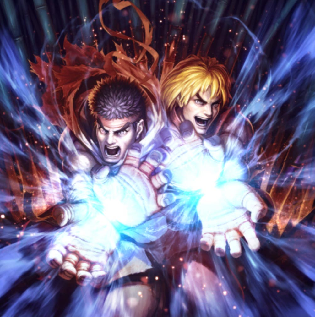 Teppen Street Fighter art 9 out of 18 image gallery