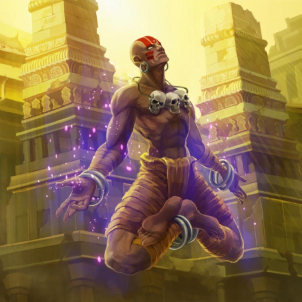 Teppen Street Fighter art 11 out of 18 image gallery