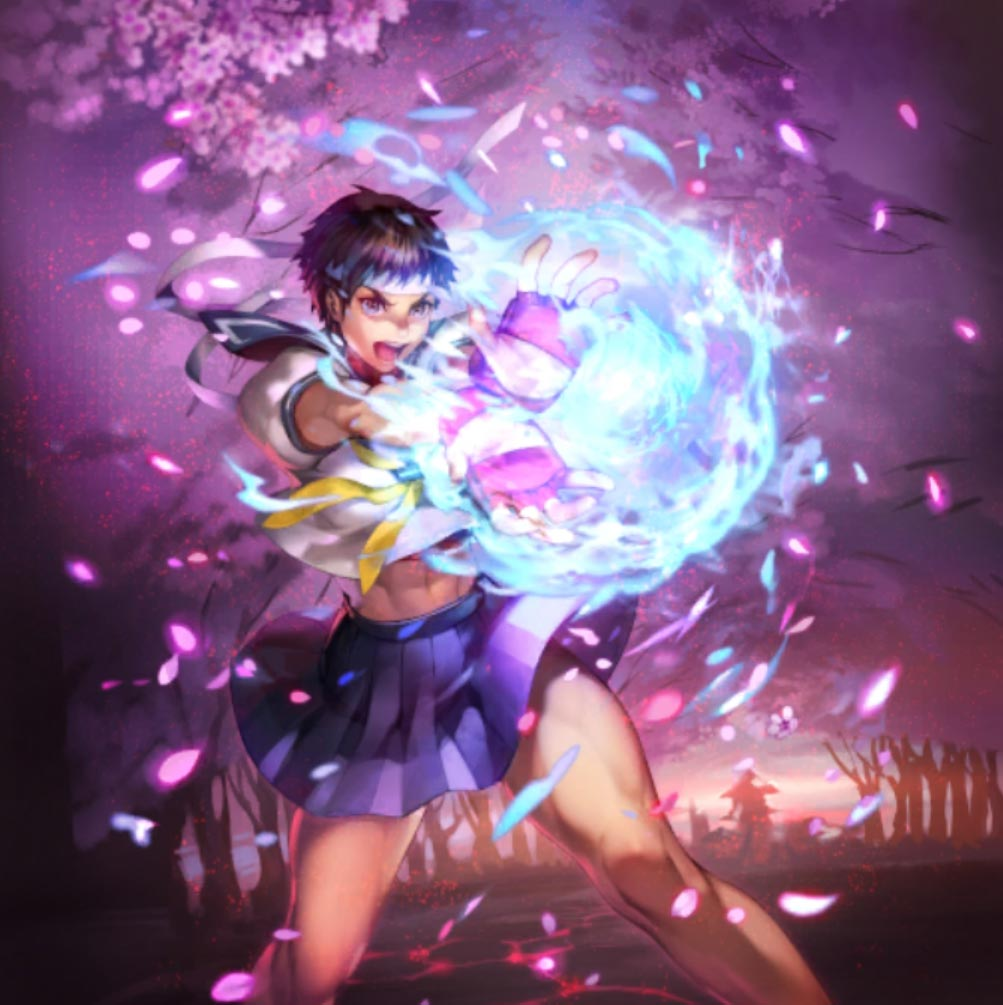 Teppen Street Fighter art 15 out of 18 image gallery