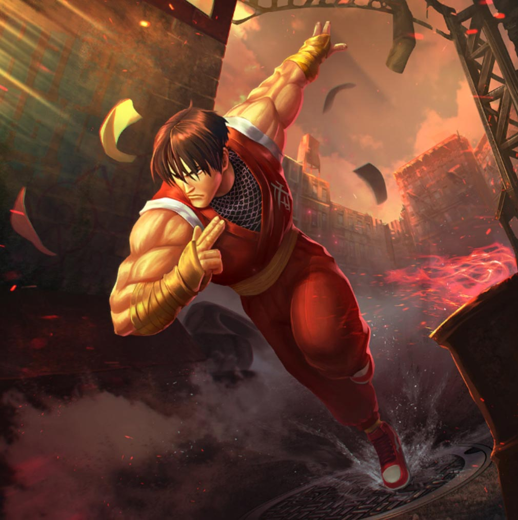 Teppen Street Fighter art 17 out of 18 image gallery