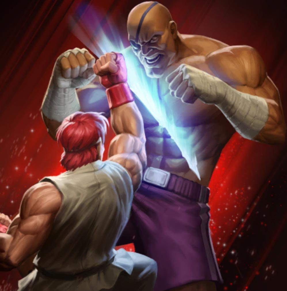 Teppen Street Fighter art 18 out of 18 image gallery
