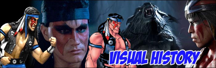 It S My Animality Visual History Of Nightwolf Captures How The