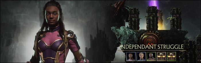 Get new Mortal Kombat 11 skins and celebrate the Fourth of