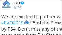 EVO PlayStation partners  out of 1 image gallery