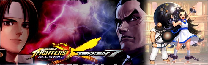 The King Of Fighters All Star Adding In Tekken Characters